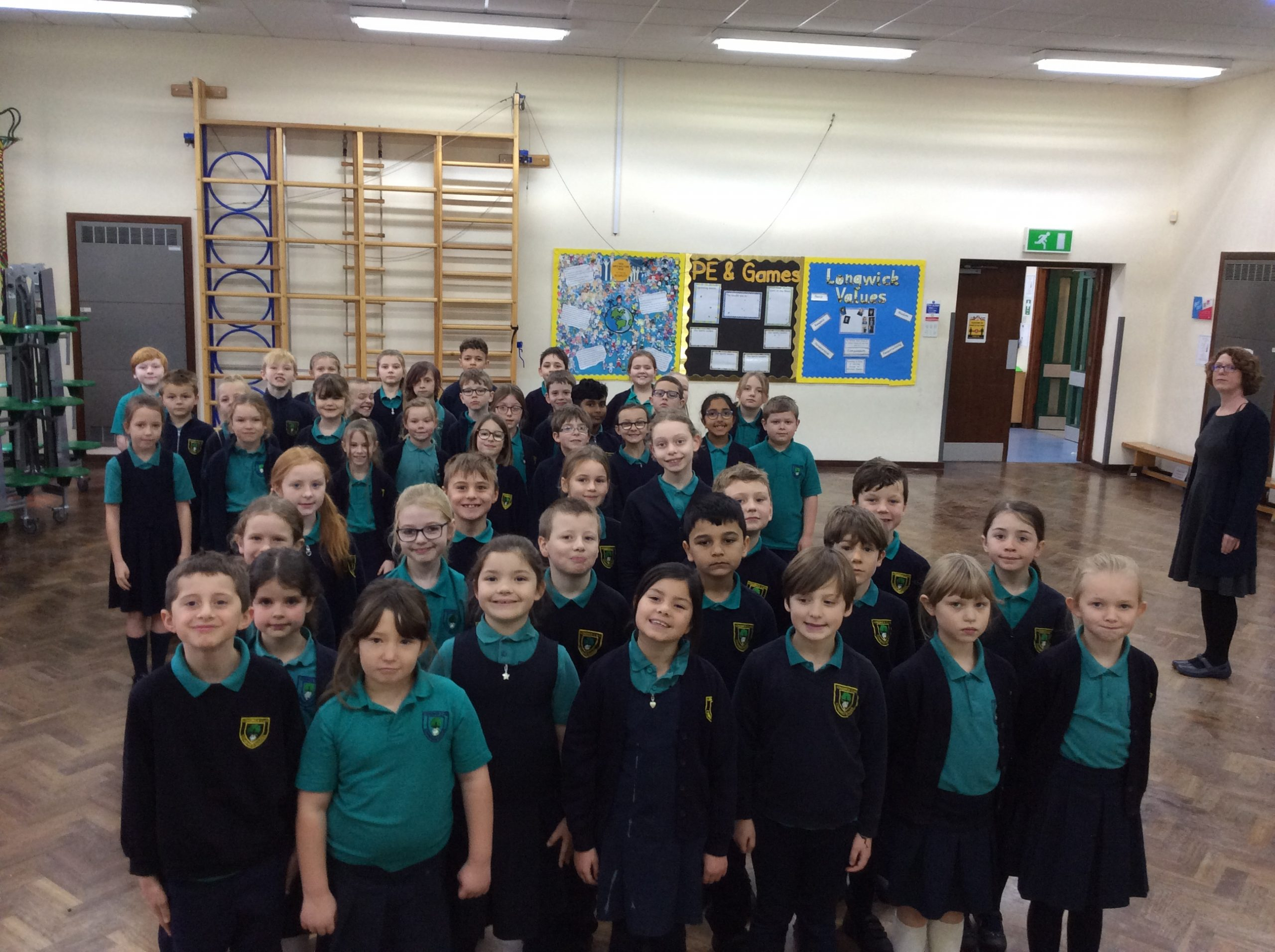 Longwick Year 3 and 4