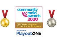 Red Kite Radio Gold and Silver Awards