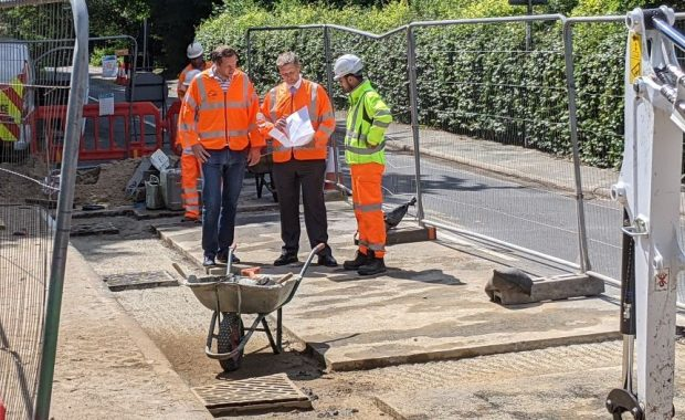 Drainage inspection